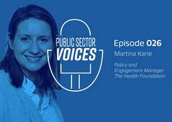 Ep. 26 Caring for this generation of young people - Martina Kane