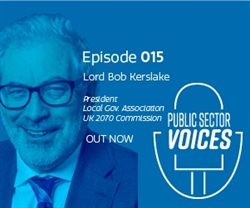 Ep. 15 Lord Kerslake - A gradual erosion of local autonomy