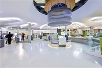 Iconic Landmark Refurbished with State-of-the-Art Resin Flooring