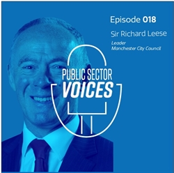 Ep. 18 Sir Richard Leese: The 24 year journey so far