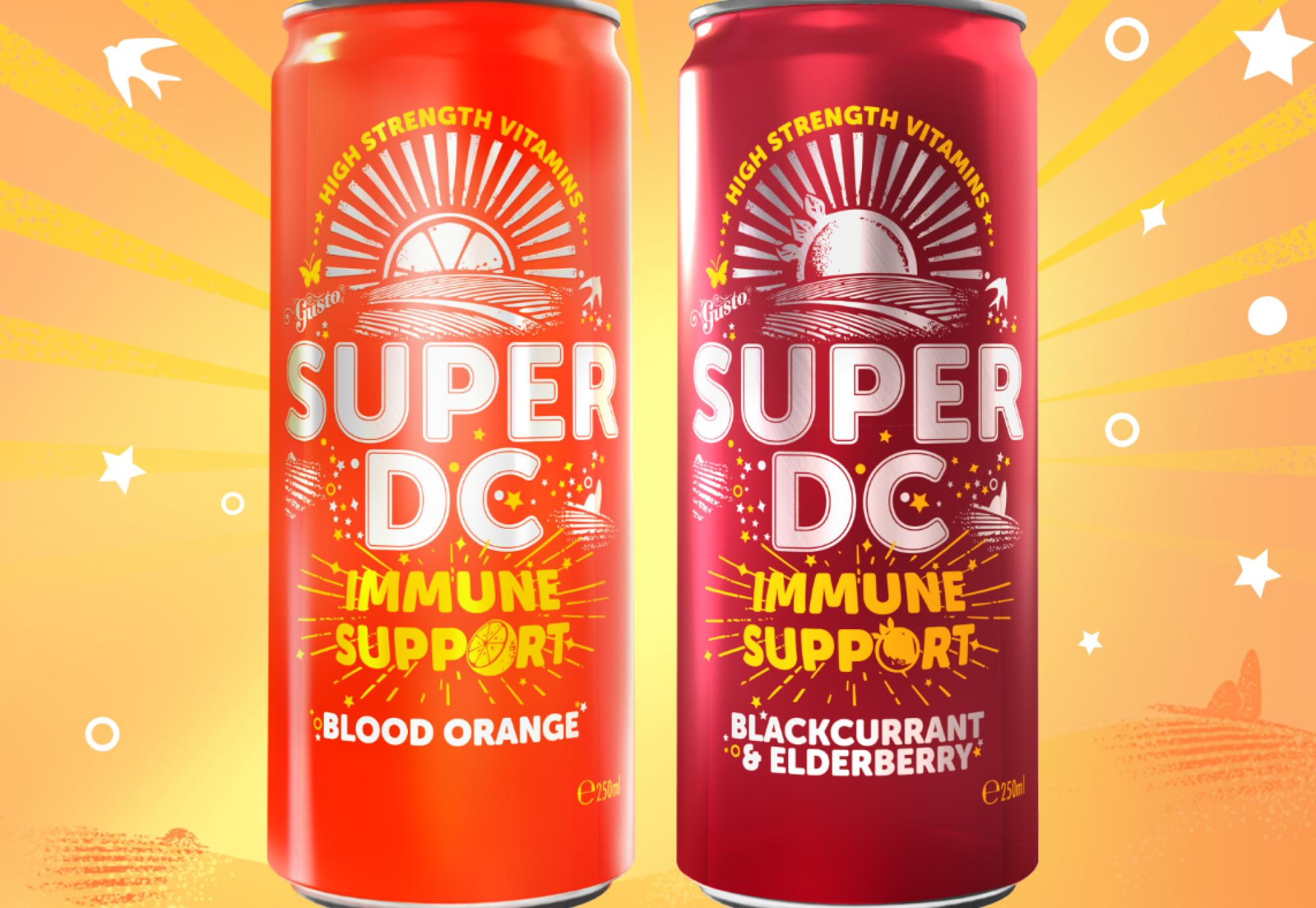 Super DC drink