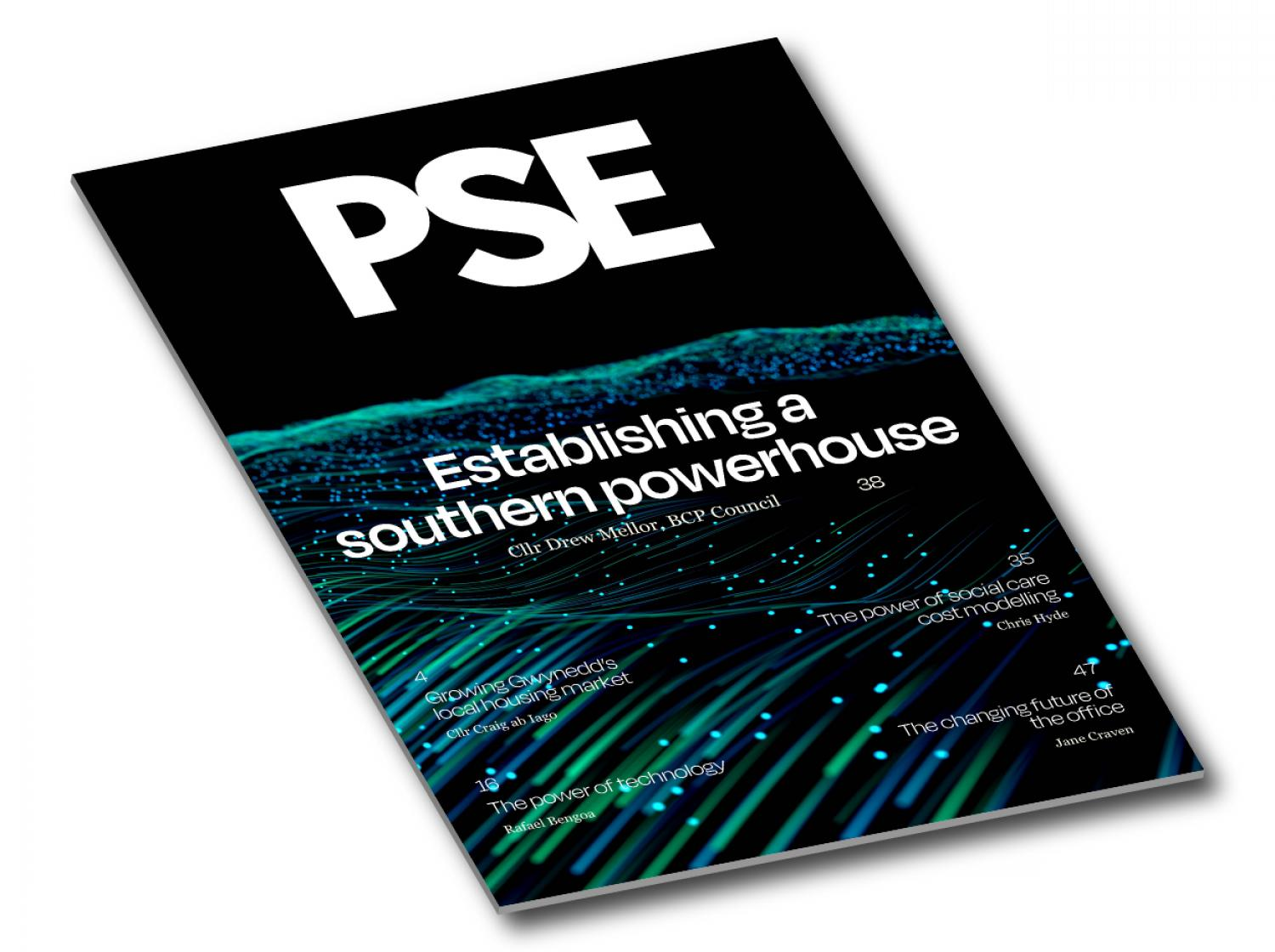 PSE April May Cover