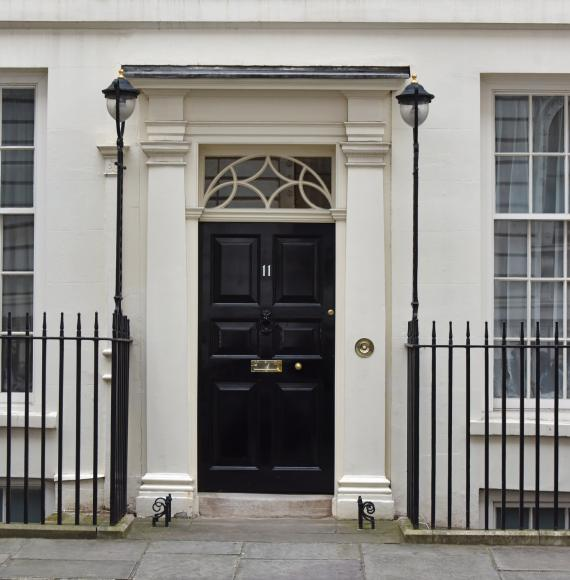 Number 11 Downing Street