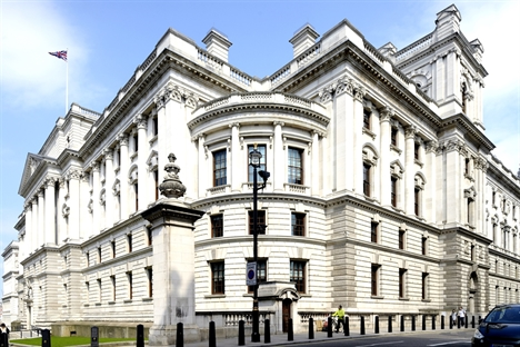 268 Whitehall, Treasury, Civil Service edit