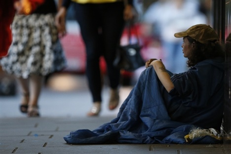 Parliament cannot solve homelessness through legislation alone