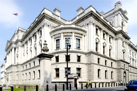 898 Whitehall, Treasury, Civil Service edit