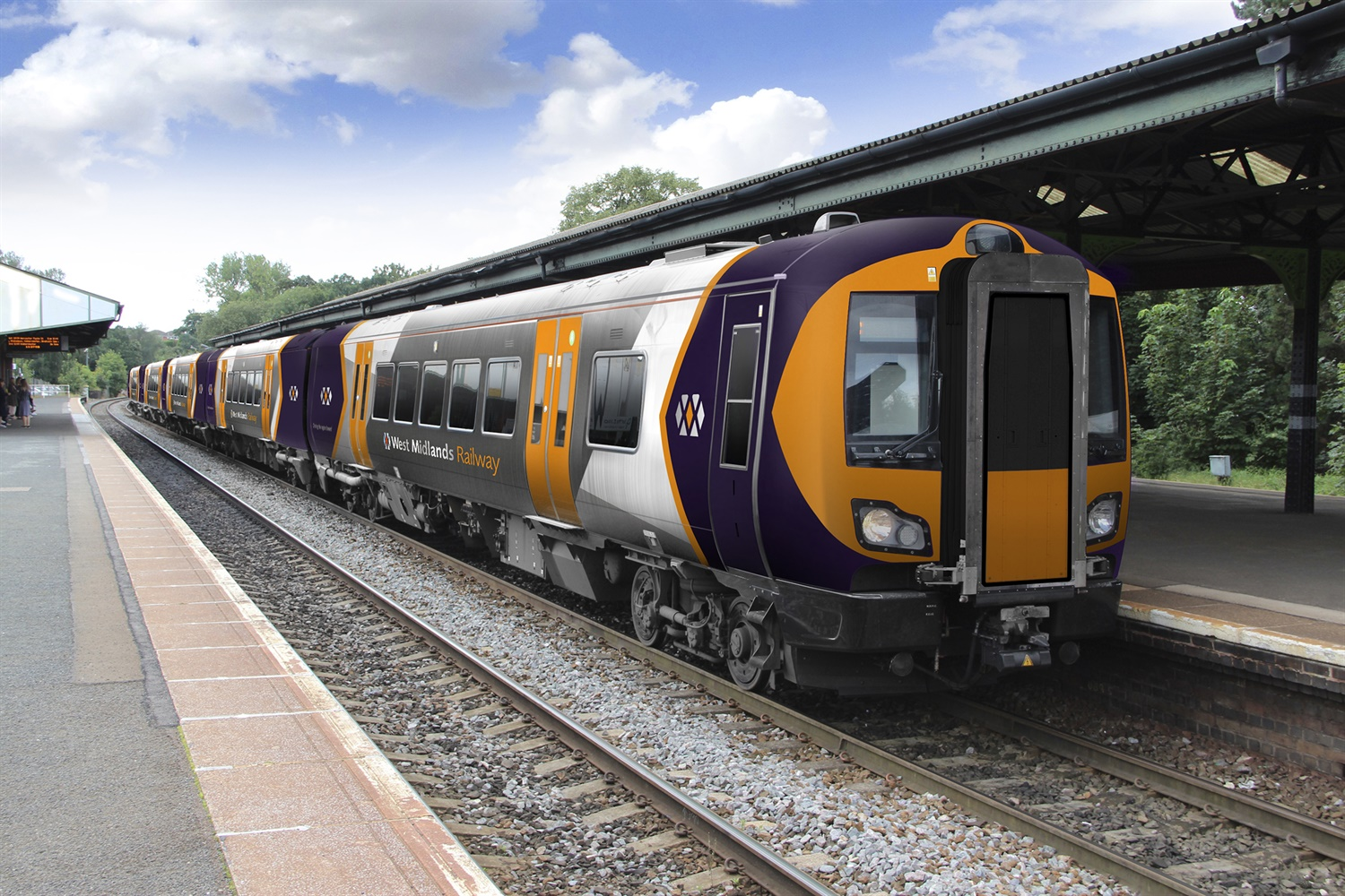 Golden era on track with £1bn revolution of West Midlands railways