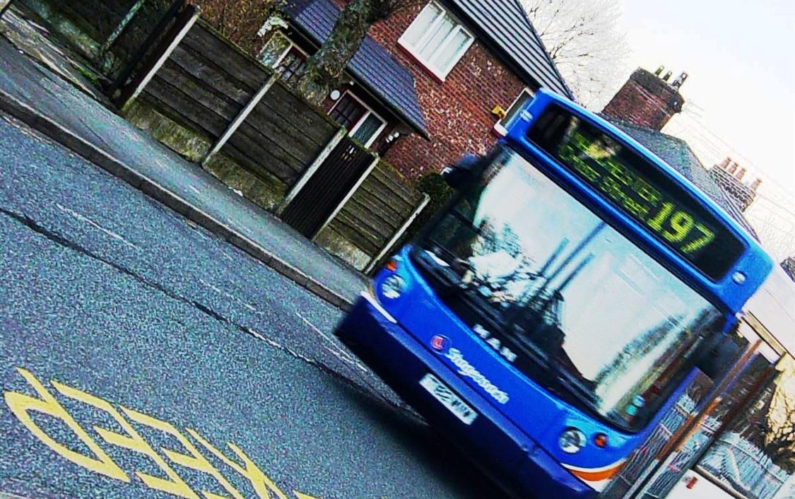Council leaders call for fully funded concessionary bus fares