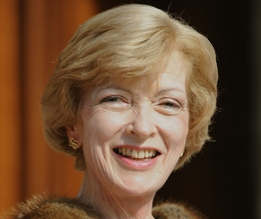 Fiona Woolf Anthony Devlin PA