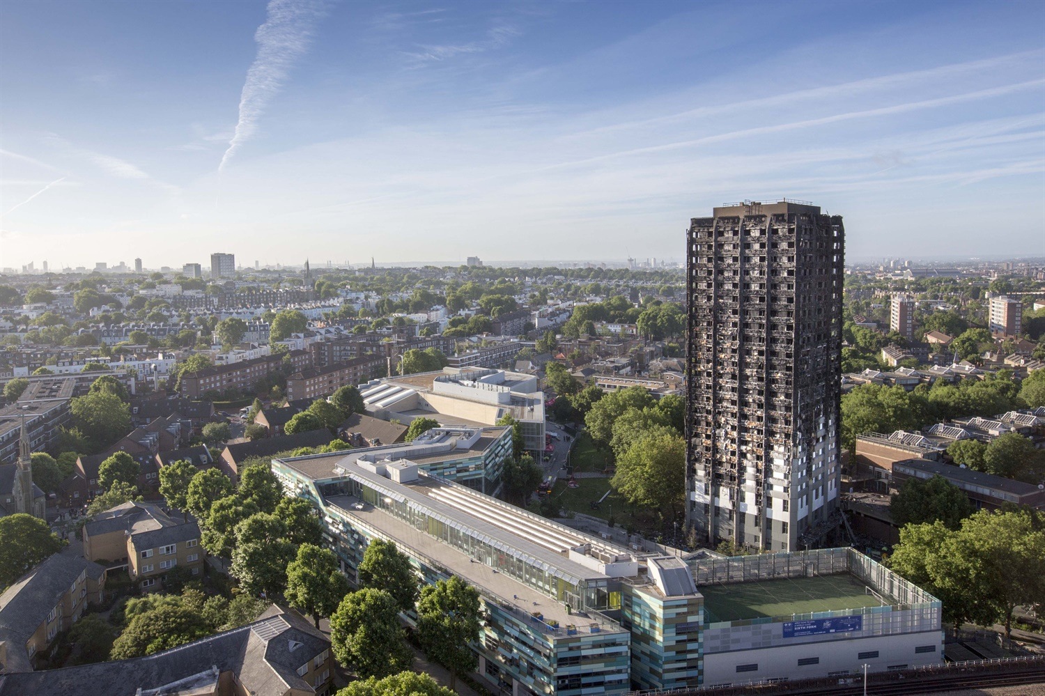 DCLG denies forcing out Kensington CEO following Grenfell Tower tragedy