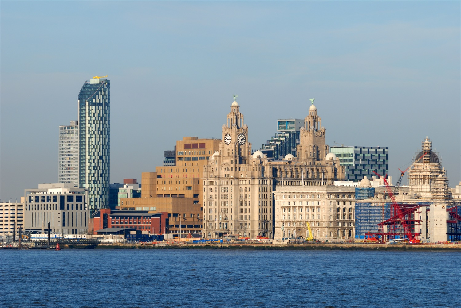 More spending freedoms agreed for Liverpool City Region