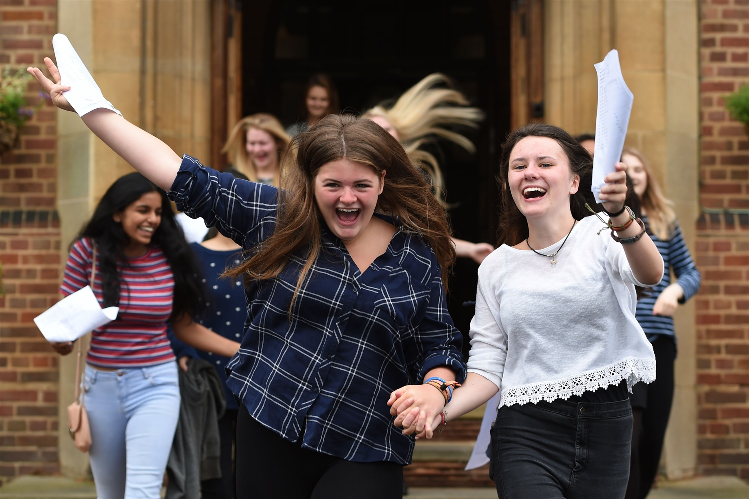 Government education policy slammed over GCSE grades drop