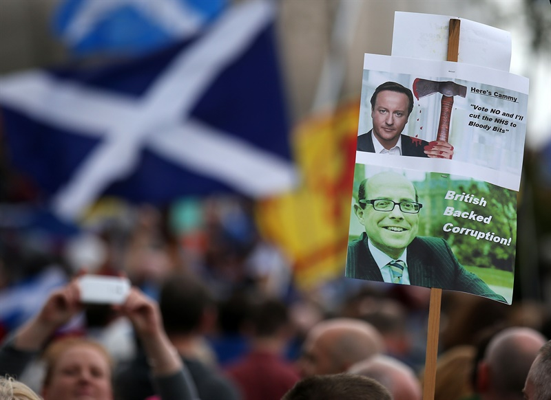 Is the BBC biased against Scottish independence?